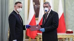 Wojciech Murdzek nowym ministrem nauki i szkolnictwa wyższego - miniaturka