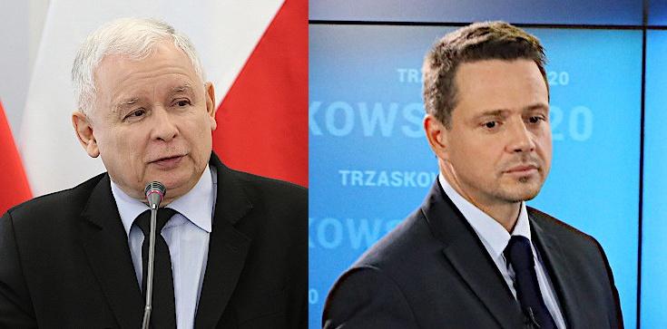 Roszczenia żydowskie. Kaczyński o Trzaskowskim: Tylko ktoś bez polskiej duszy i serca mógł to powiedzieć - zdjęcie