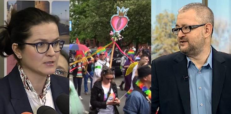 Ziemkiewicz ostro do Dulkiewicz ws. Marszu w Gdańsku: Z czego jesteś taka dumna, żałosna idiotko? - zdjęcie