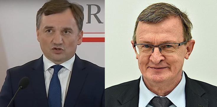 Tadeusz Cymański na urodzinach Mazurka. Z. Ziobro: Nie mam do niego pretensji - zdjęcie