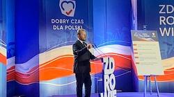 ,,Państwo oparte na wartościach chrześcijańskich będzie wspierało obywateli''. Minister przedstawił ,,Piątkę dla zdrowia'' - miniaturka