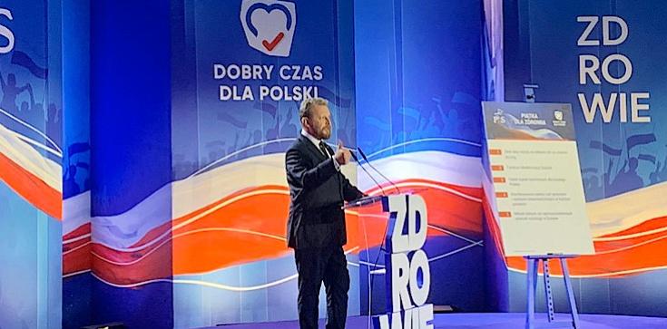 ,,Państwo oparte na wartościach chrześcijańskich będzie wspierało obywateli''. Minister przedstawił ,,Piątkę dla zdrowia'' - zdjęcie