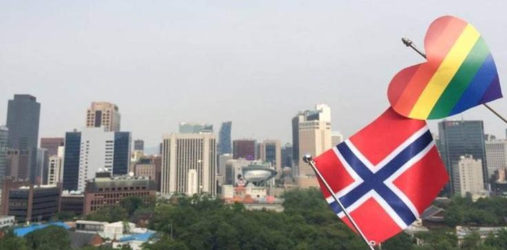 Norwegia upadnie. Dowolna zmiana płci przez internet! - zdjęcie