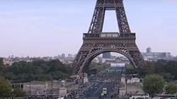 PILNE! Paryż. Alarm bombowy. Ewakuacja wieży Eiffla i okolic! - miniaturka
