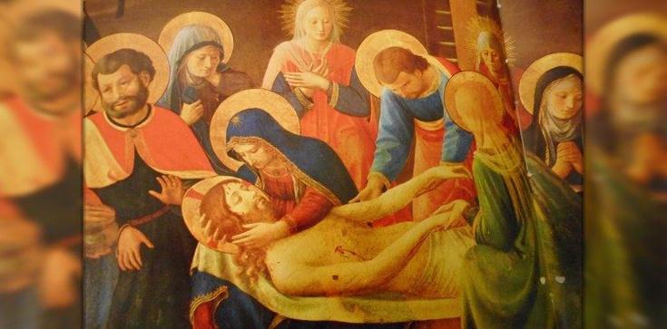 Wielka Sobota: bez Jezusa, ale z Maryją - zdjęcie