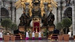 Wielki Czwartek w Watykanie - miniaturka