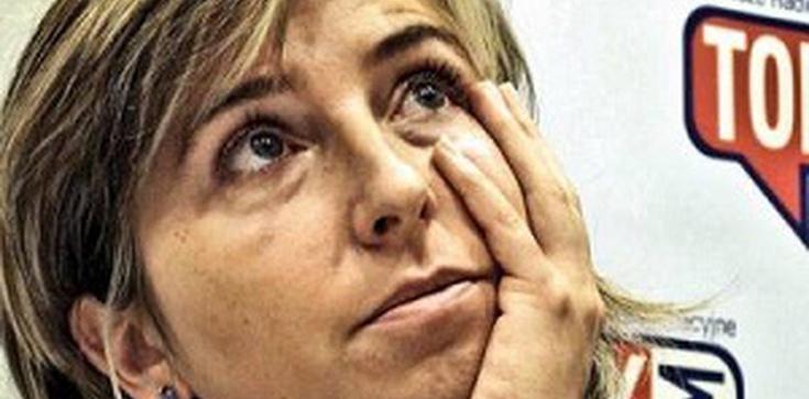 Dziennikarka Wyborczej Dominika Wielowieyska odchodzi z TVP INFO - zdjęcie