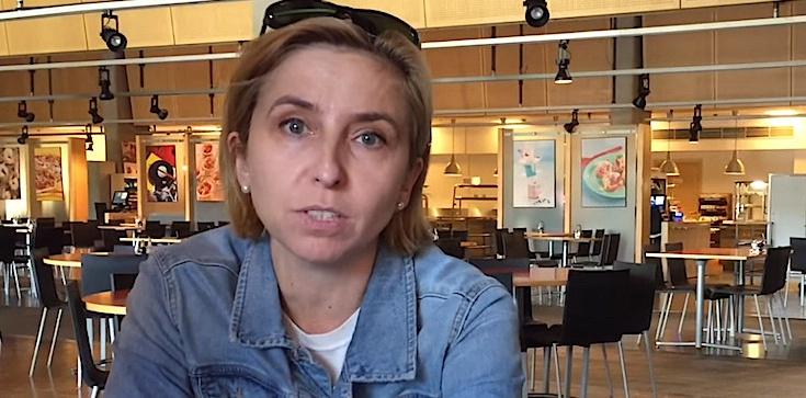 Laurka Wielowieyskiej dla Tuska: Ma startować!!! - zdjęcie