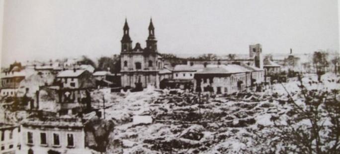 II wojna światowa zaczęła się w Wieluniu