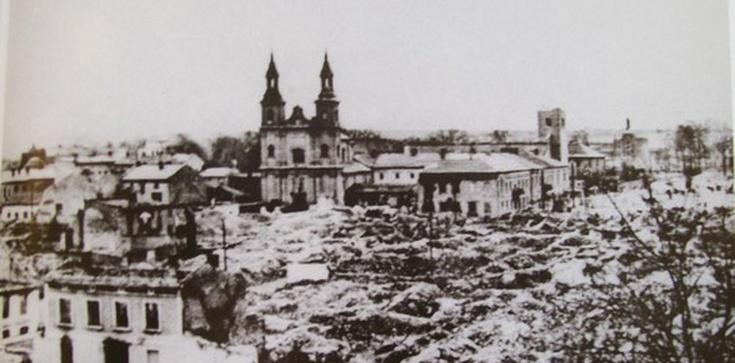 II wojna światowa zaczęła się w Wieluniu - zdjęcie