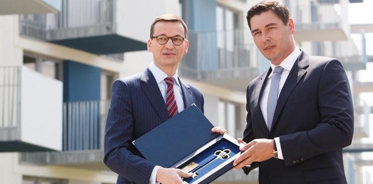 Premier Morawiecki: PiS buduje przestrzeń wolności dla Polaków - zdjęcie