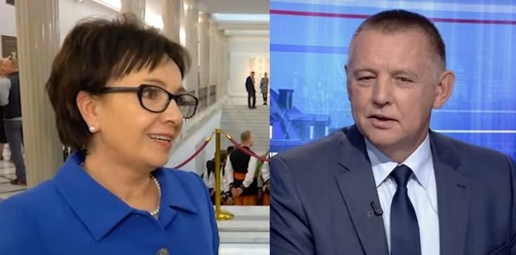 Ponownie wraca temat sporu między PiS a szefem NIK Marianem Banasiem - zdjęcie