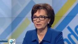 Marszałek Elżbieta Witek: 'Naszą rolą jest ochrona konstytucyjnej stabilności'  - miniaturka