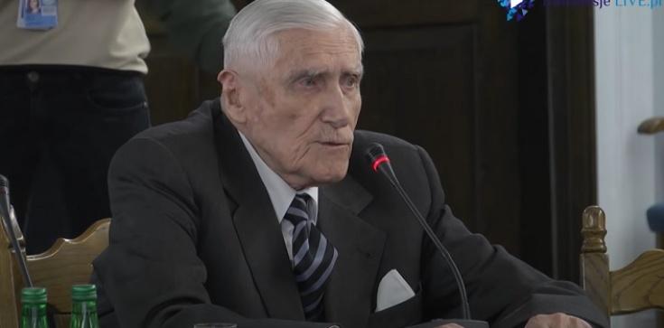 Prof. Witold Kieżun nie żyje - zdjęcie