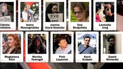 'Wiadomości' pokazują uczestników linczu na Ogórek  - miniaturka