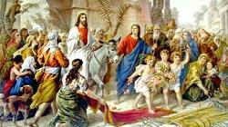 Niedziela Palmowa i trzy mesjanizmy wszechczasów - miniaturka