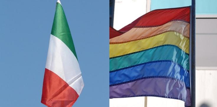 Absurdy włoskiego rządu. Kraj w kryzysie, a rząd zajmuje się … LGBT - zdjęcie