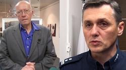 Rzecznik poznańskiej policji zszokowany tekstem Grabowskiego: Na miłość Boską!!! Niech Pan się napije wody - miniaturka