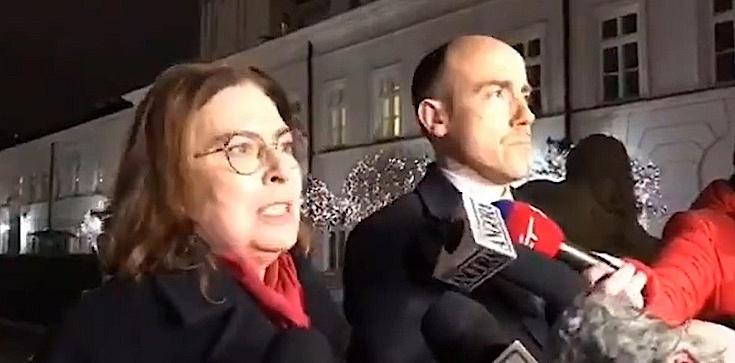 Skandal! Kidawa-Błońska: Prezydent abdykował. Po prostu nas zdradził - zdjęcie