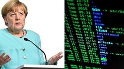 Atak hakerski na polityków w Niemczech! Wyciekł m.in. dane kanclerz Angeli Merkel - miniaturka