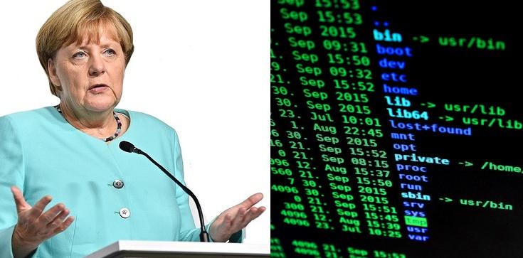 Atak hakerski na polityków w Niemczech! Wyciekł m.in. dane kanclerz Angeli Merkel - zdjęcie