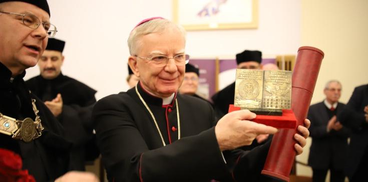 Abp Marek Jędraszewski laureatem Nagrody im. Stefana Kardynała Wyszyńskiego Prymasa Tysiąclecia - zdjęcie