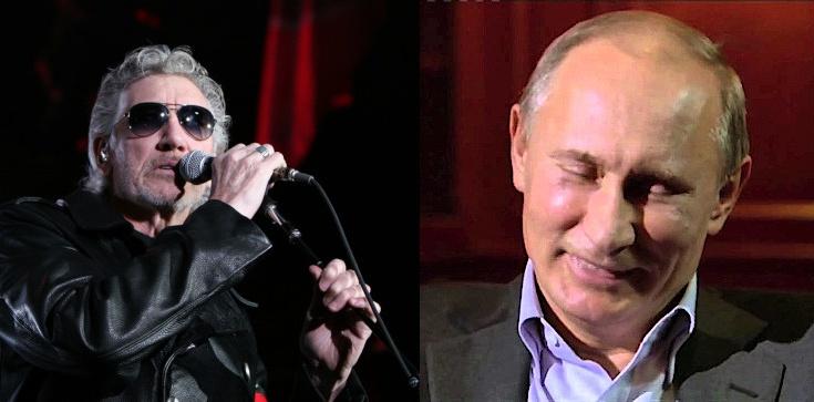 Roger Waters atakował PiS, teraz broni... aneksji Krymu przez Rosję - zdjęcie