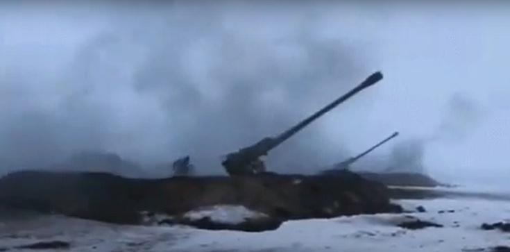 Rosjanie zerwali rozejm w Donbasie - zdjęcie