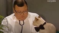 Mann kpi z obostrzeń sylwestrowych: Można wychodzić tylko po karmę dla kota [Wideo] - miniaturka