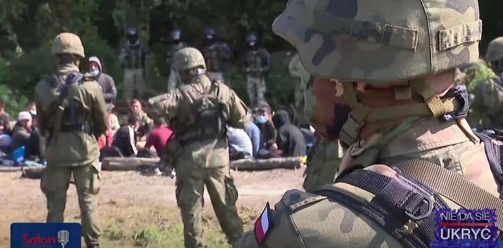 Źródła rządowe: Moskwa i Mińsk przeszły do ostrzejszego ataku na nasze granice - zdjęcie