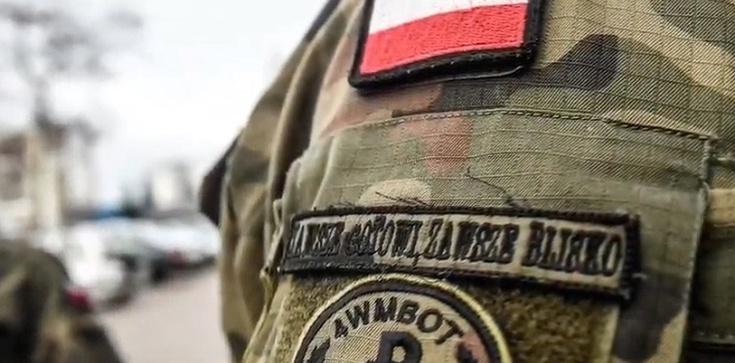 Min. Błaszczak: Żołnierze WOT udadzą się na granicę z Białorusią - zdjęcie