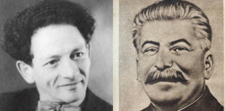 Wolf Messing - osobisty wróżbita Józefa Stalina - zdjęcie