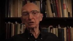 Modlitwa za duszę 'naszego' ateisty, prof.Wolniewicza! - miniaturka