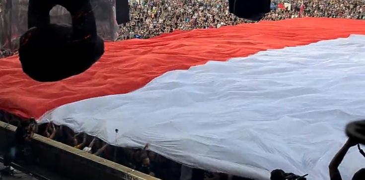 Owsiak 2016 to patriota- już nie wstydzi się Polskiej flagi ? - zdjęcie