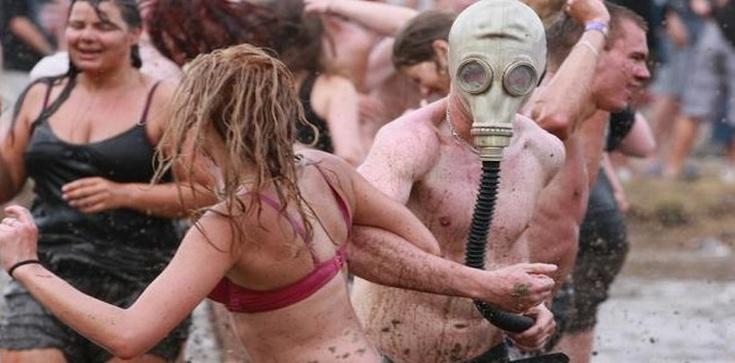Narkotyki, gwałt, pobicie - Woodstock jak zwykle!!! - zdjęcie