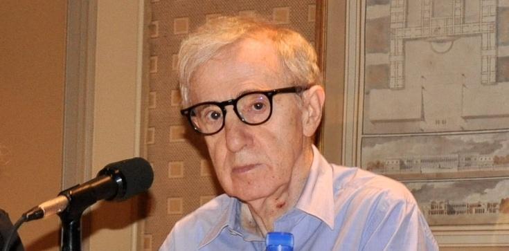 Paweł Jędrzejewski: Prześladowany Woody Allen ucieka do Polski - zdjęcie