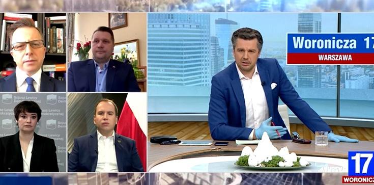 Andruszkiewicz: Joński to poziom Russia Tuday. Już nawet nie TVN - zdjęcie