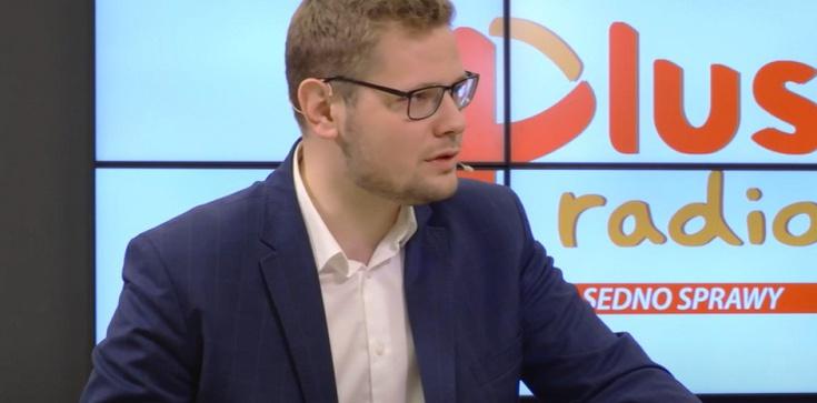 Michał Woś: Zostajemy w koalicji z PiS, bo więcej nas łączy niż dzieli  - zdjęcie