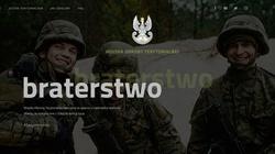 Już jest - strona internetowa Terytorialsów - miniaturka