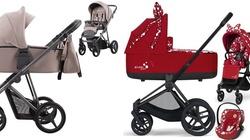 Wózki 3w1 – jaki będzie odpowiedni? Podpowiedzi zakupowe - miniaturka