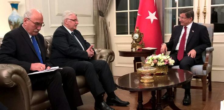 Waszczykowski: Polska chce Turcji w Unii Europejskiej - zdjęcie
