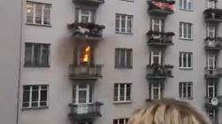 Są zarzuty ws. podpalenia mieszkania na MN - miniaturka