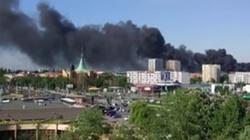 Wrocław w ogniu!!! Wybuchł gigantyczny pożar! - miniaturka