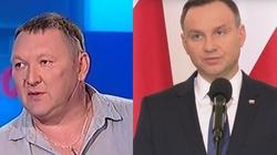 Jacek Wrona dla Frondy: Dla tych bolszewików prezydent i tak będzie Adrianem... - miniaturka