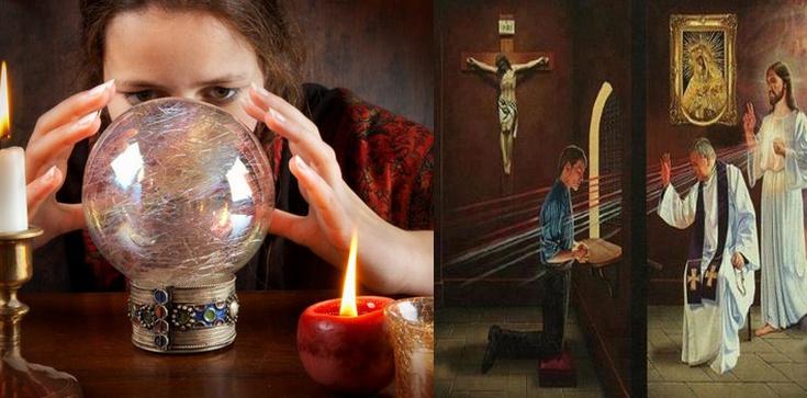 Dlaczego ludzie idą do wróżki a nie do kapłana? - zdjęcie