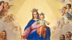 Maryjo, Wspomożycielko Wiernych, módl się za nami! - miniaturka