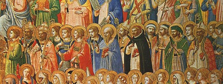 Znalezione obrazy dla zapytania kim są wszyscy święci