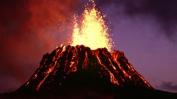 Erupcja najbardziej aktywnego na świecie wulkanu - miniaturka