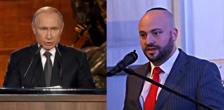 ,,Polski antysemityzm''? Jonny Daniels: To rosyjska propaganda - zdjęcie