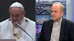 Ks. prof. Kobyliński dla Frondy: Franciszek to rewolucjonista! Zmienia Kościół w sposób nieodwracalny - miniaturka